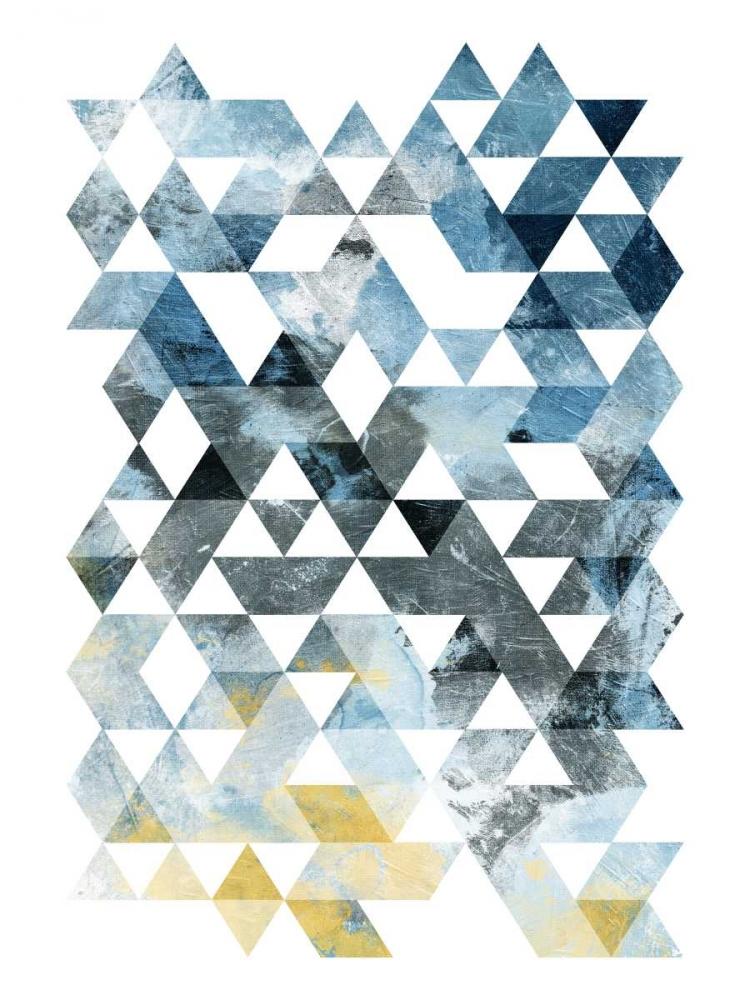 konfigurieren des Kunstdrucks in Wunschgröße Grey Day Mate von OnRei