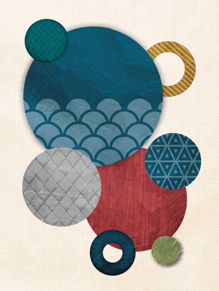 konfigurieren des Kunstdrucks in Wunschgröße Circular Convention Mate von OnRei