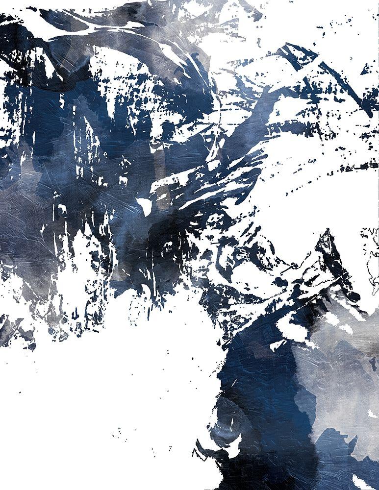 konfigurieren des Kunstdrucks in Wunschgröße Blue Jay Mess von On Rei