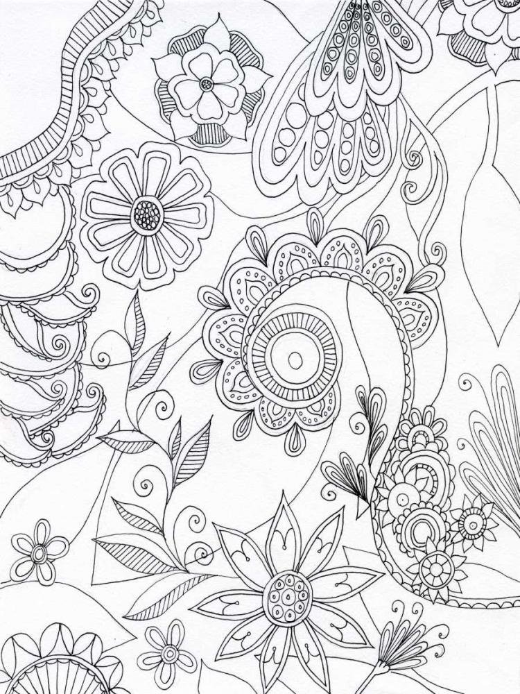 konfigurieren des Kunstdrucks in Wunschgröße String Jungle von Varacek, Pam