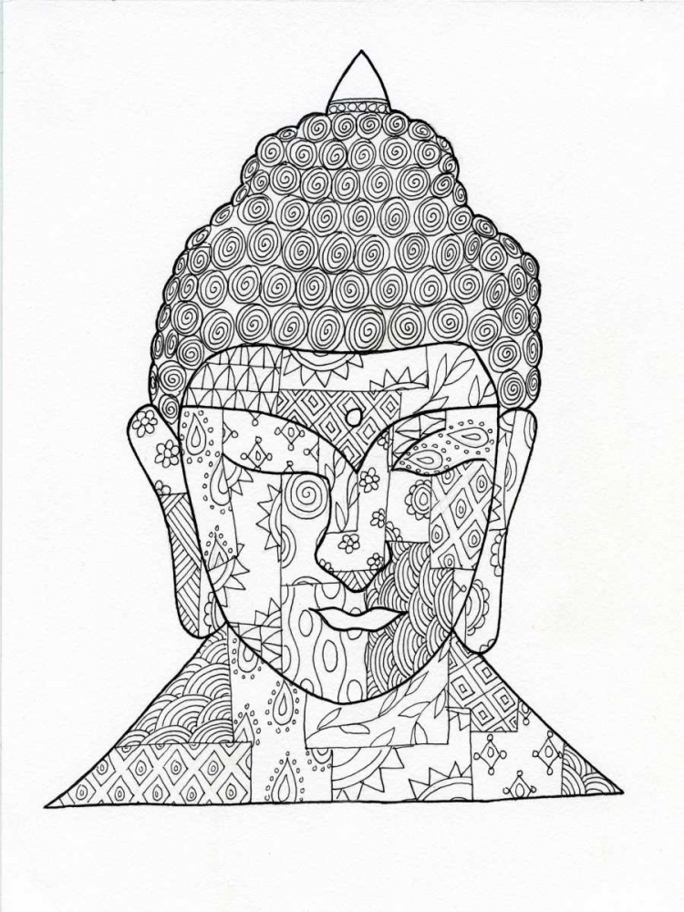 konfigurieren des Kunstdrucks in Wunschgröße Religious Intent von Varacek, Pam