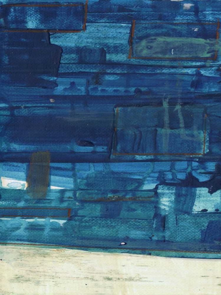 konfigurieren des Kunstdrucks in Wunschgröße Navystract A von Haynes, Smith