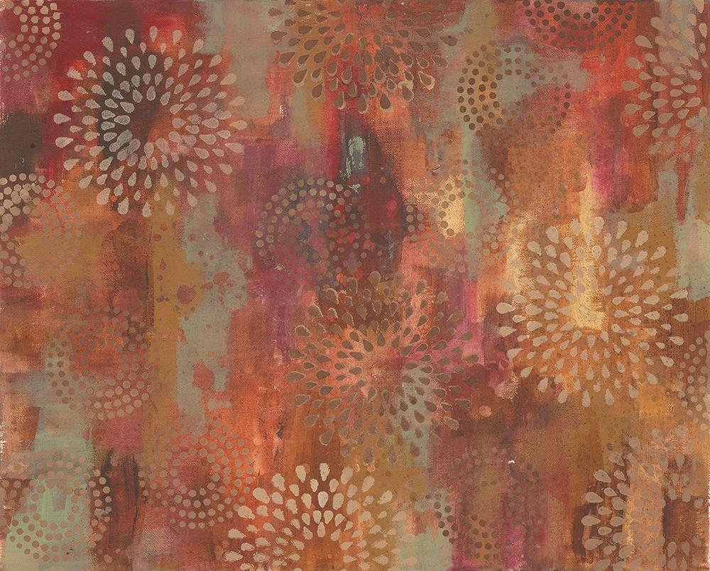 konfigurieren des Kunstdrucks in Wunschgröße Spice Burst Kudos von Haynes, Smith