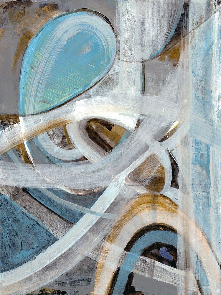 konfigurieren des Kunstdrucks in Wunschgröße Infinite Coaster 2 von Haynes, Smith