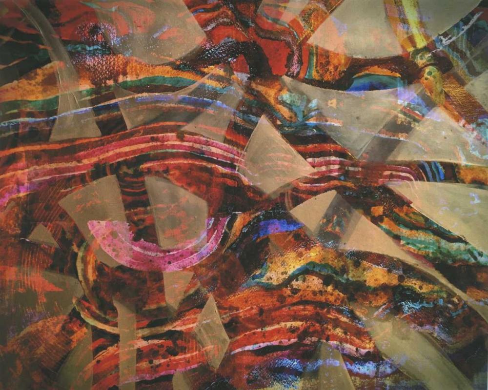 konfigurieren des Kunstdrucks in Wunschgröße Trippy Vines 1 von Haynes, Smith