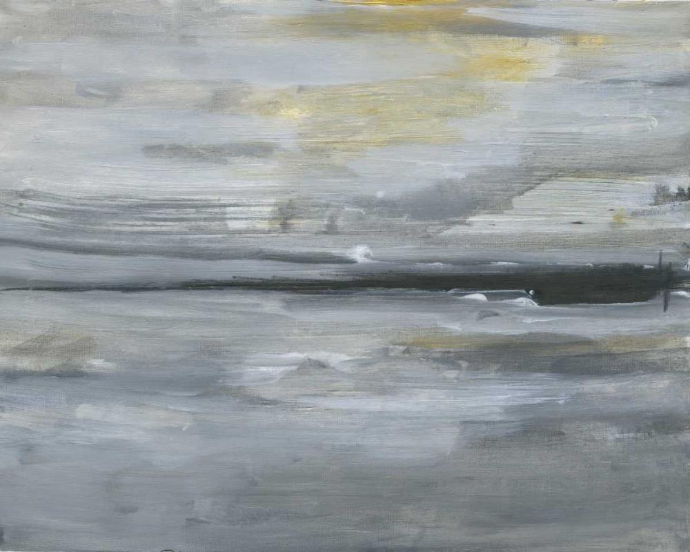 konfigurieren des Kunstdrucks in Wunschgröße Cloudy Evening von Haynes, Smith