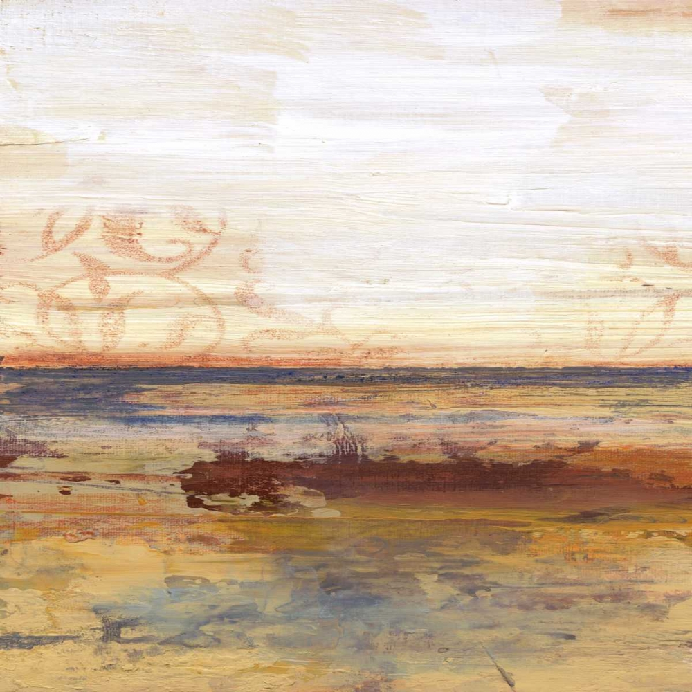 konfigurieren des Kunstdrucks in Wunschgröße Golden View 1 von Haynes, Smith
