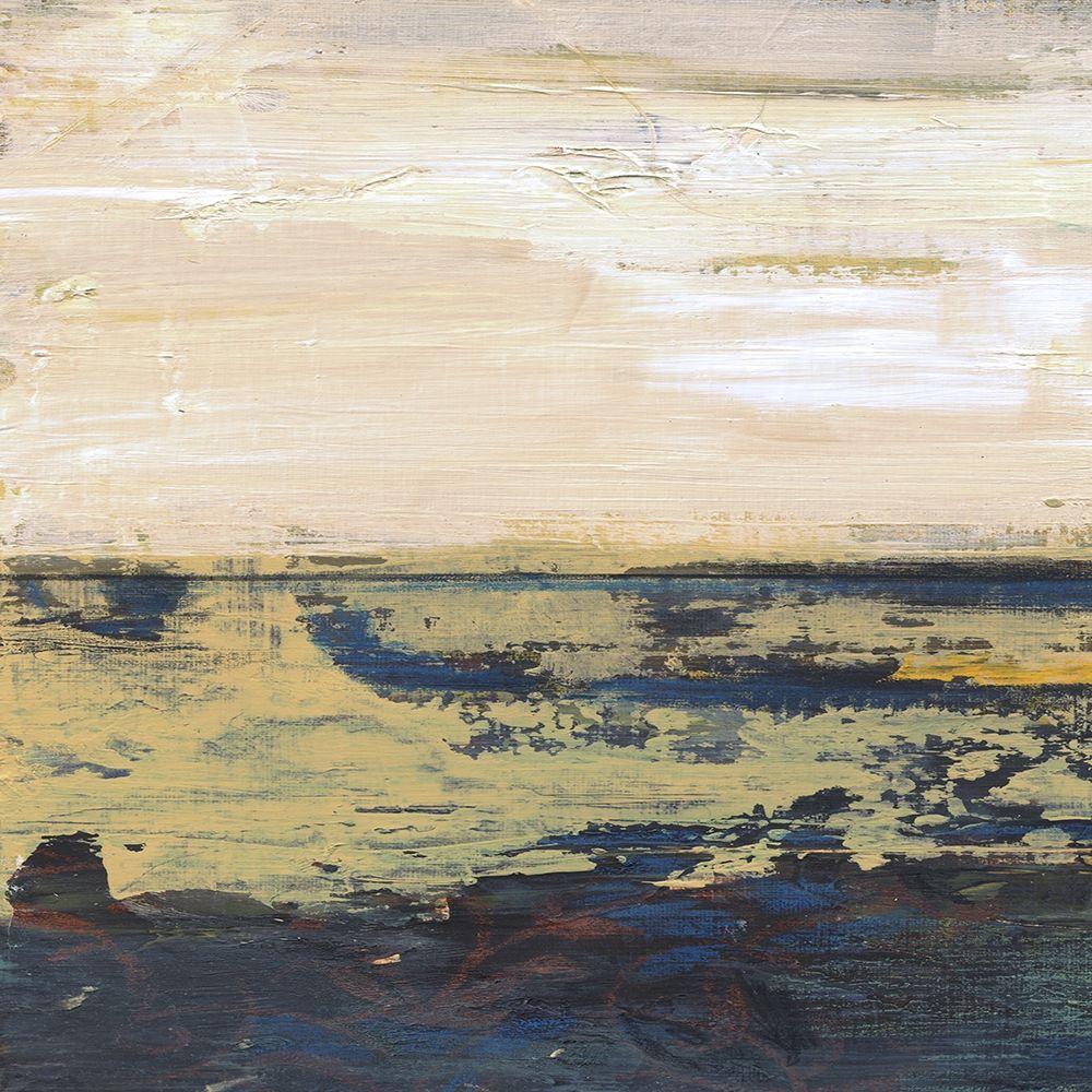 konfigurieren des Kunstdrucks in Wunschgröße Lake Horizons 4 von Haynes, Smith