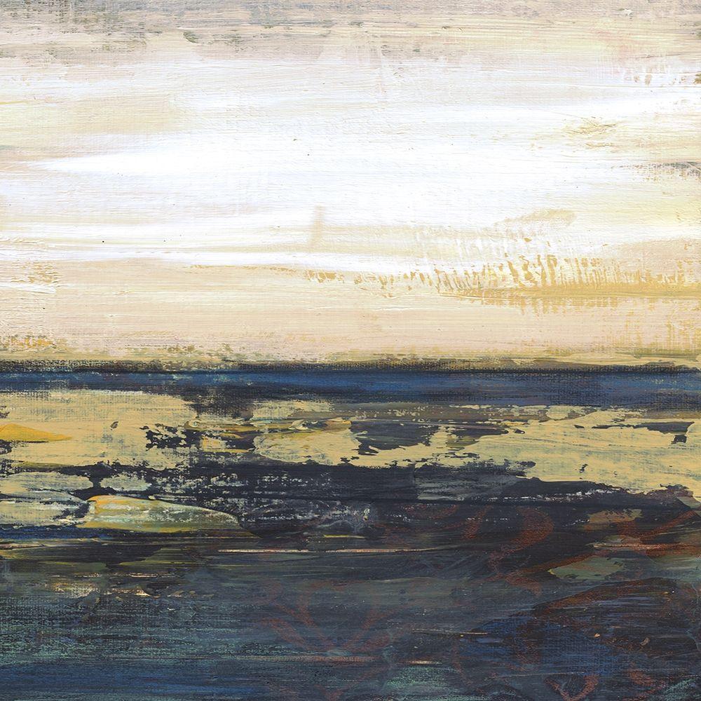 konfigurieren des Kunstdrucks in Wunschgröße Lake Horizons 5 von Haynes, Smith