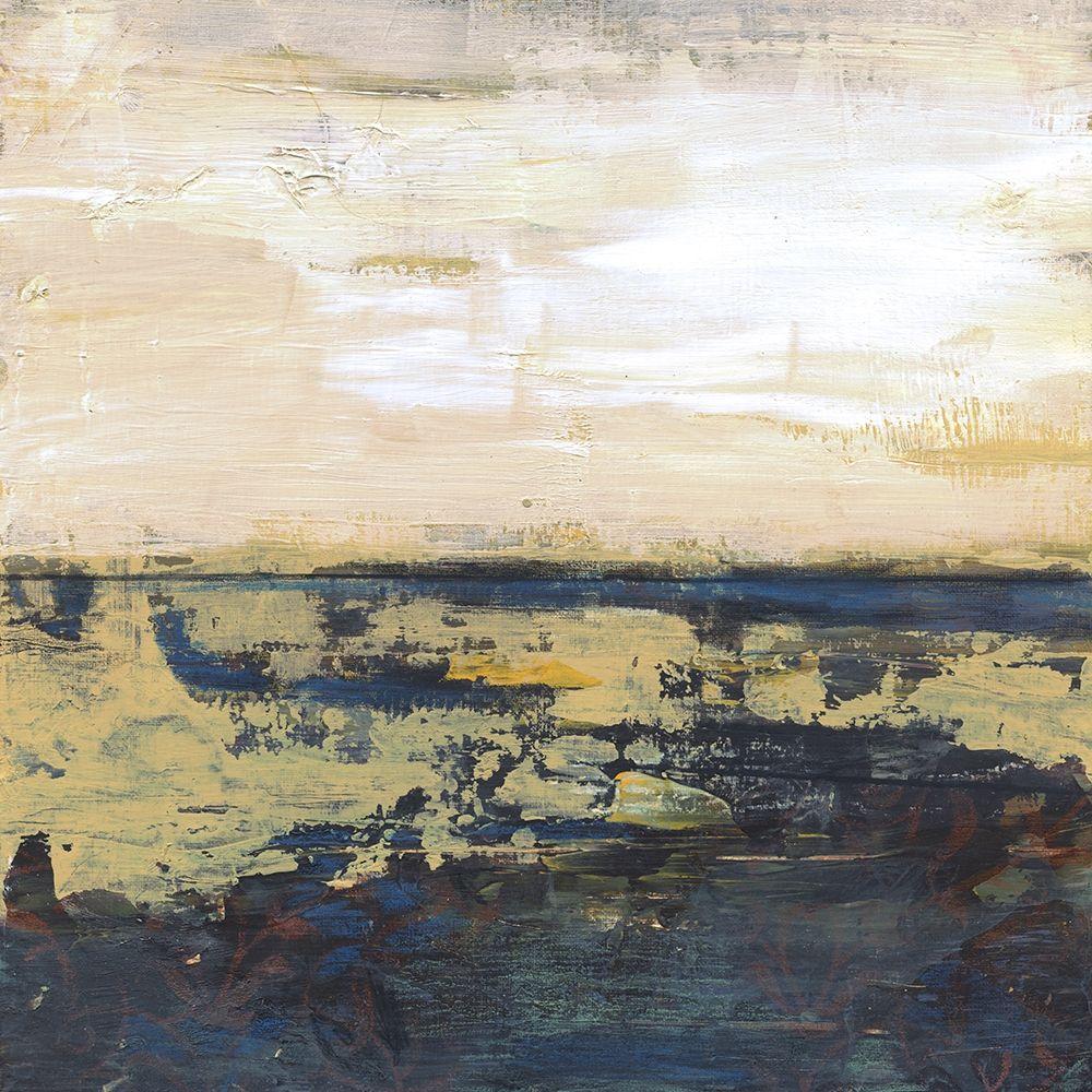 konfigurieren des Kunstdrucks in Wunschgröße Lake Horizons 3 von Haynes, Smith