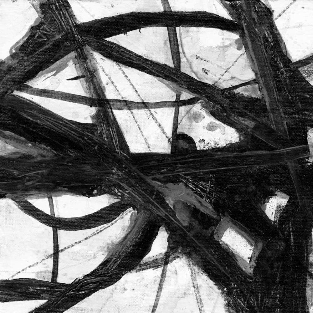 konfigurieren des Kunstdrucks in Wunschgröße Abstract Jungle 1 von Haynes, Smith