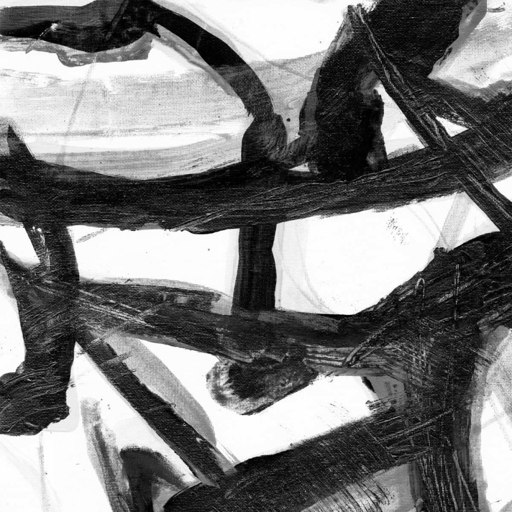 konfigurieren des Kunstdrucks in Wunschgröße Abstract Jungle 2 von Haynes, Smith