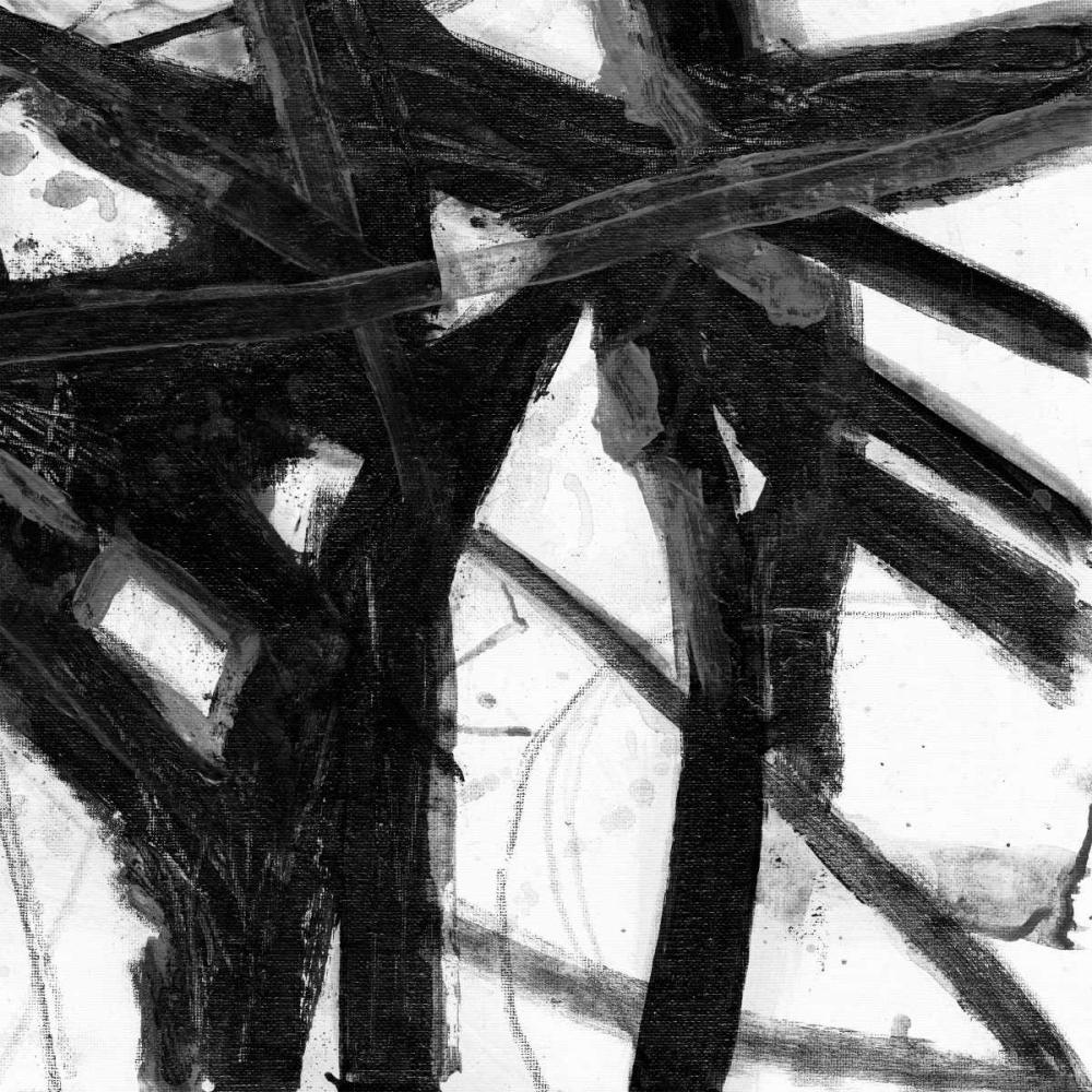 konfigurieren des Kunstdrucks in Wunschgröße Abstract Jungle 3 von Haynes, Smith