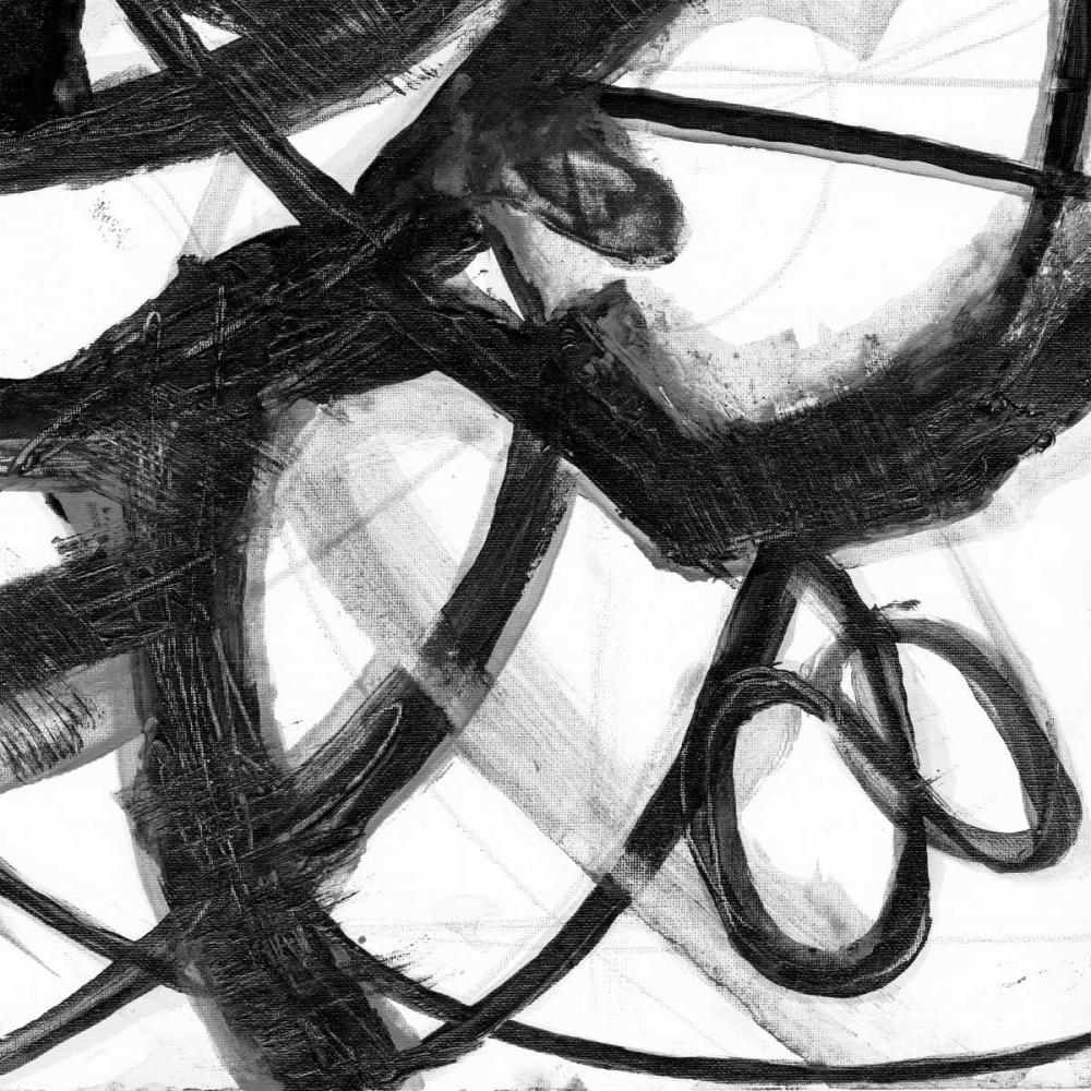 konfigurieren des Kunstdrucks in Wunschgröße Abstract Jungle 4 von Haynes, Smith