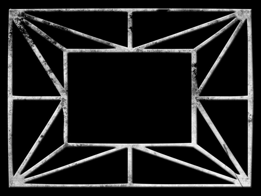 konfigurieren des Kunstdrucks in Wunschgröße Transitional Geo von Lewis, Sheldon