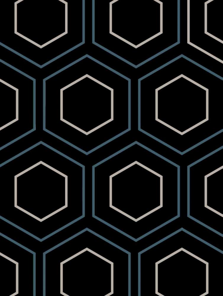 konfigurieren des Kunstdrucks in Wunschgröße Pure Geo Abstract von Lewis, Sheldon