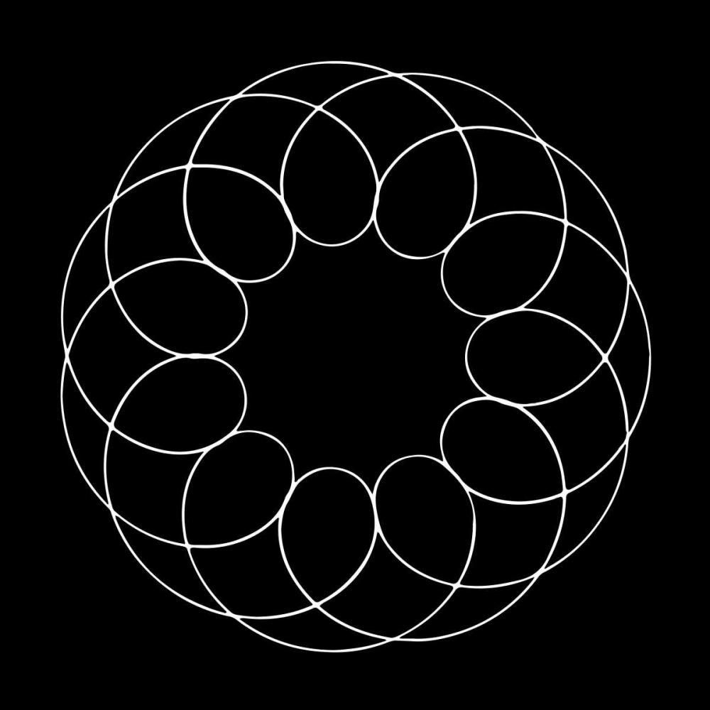 konfigurieren des Kunstdrucks in Wunschgröße Retrospect 4 von Lewis, Sheldon