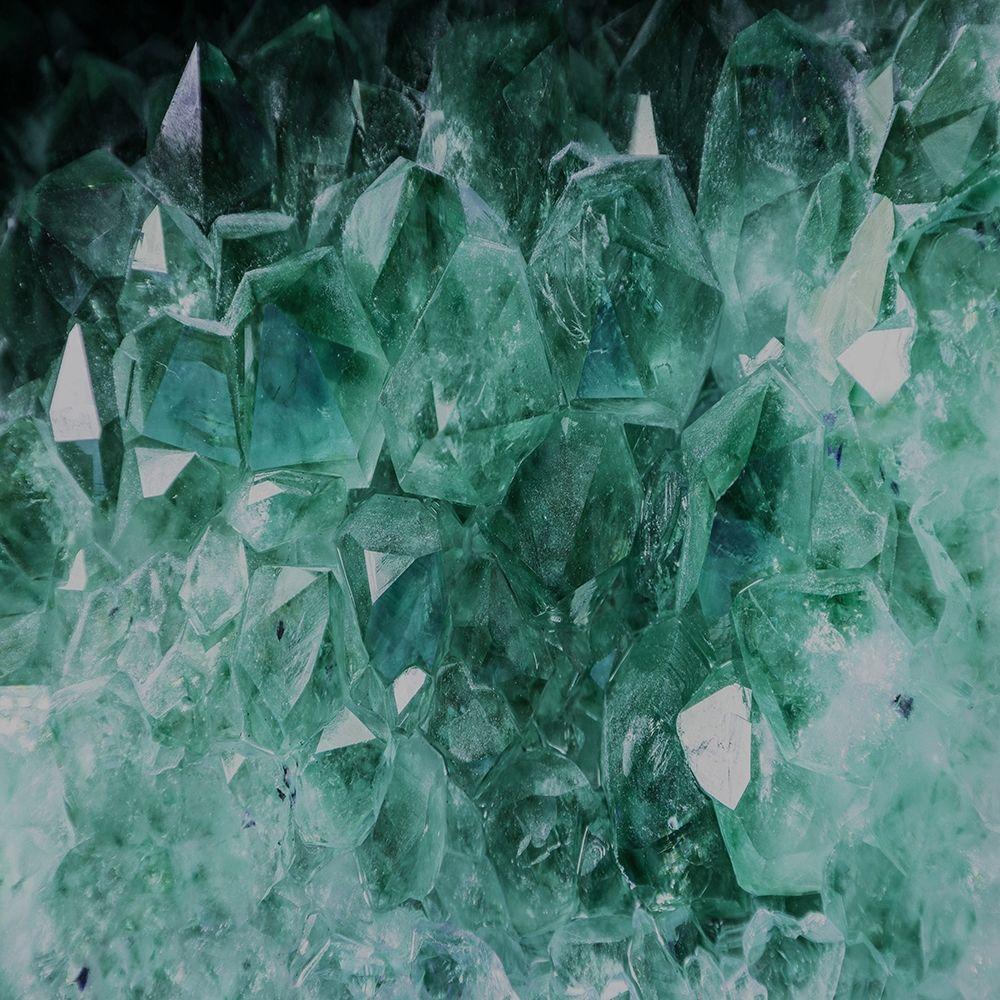 konfigurieren des Kunstdrucks in Wunschgröße Placid Emerald 2 von Lewis, Sheldon