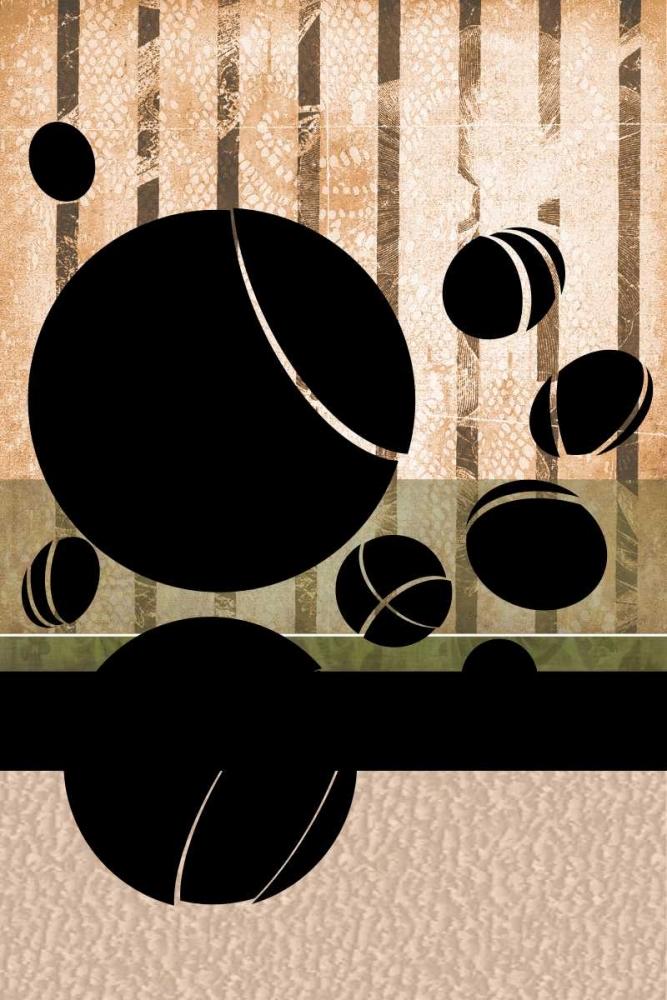 konfigurieren des Kunstdrucks in Wunschgröße 9 Ball von Pazan, Tony