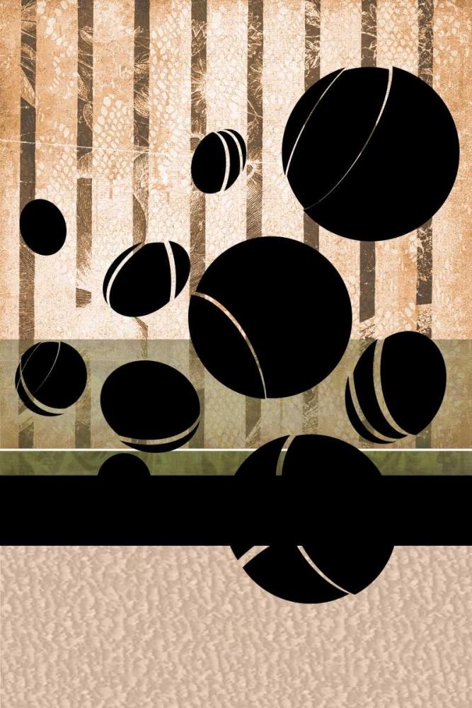 konfigurieren des Kunstdrucks in Wunschgröße Ball On The Loose von Pazan, Tony