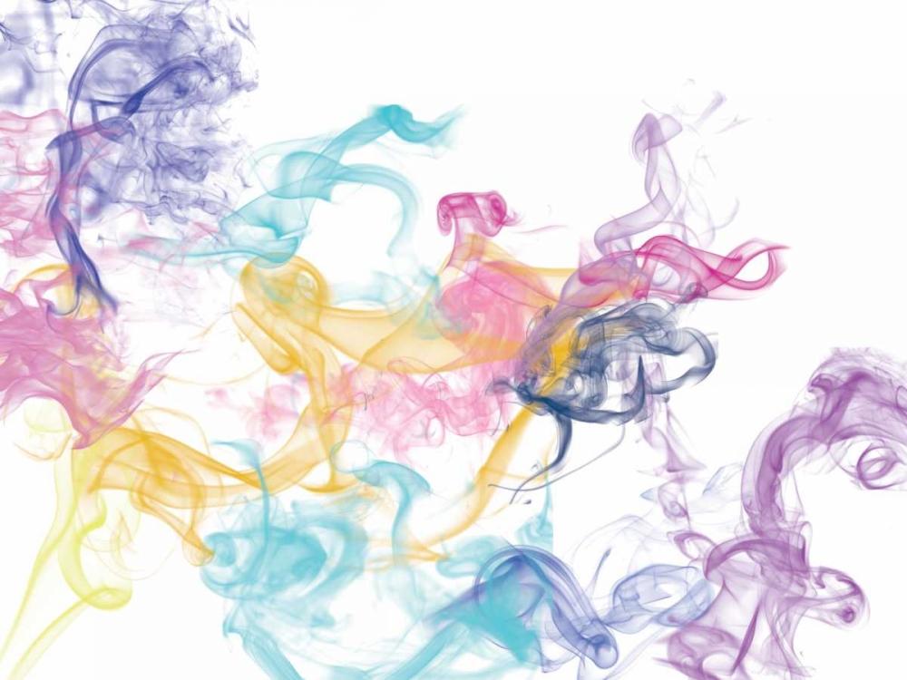 konfigurieren des Kunstdrucks in Wunschgröße Abstract Smoke 1 von Brown, Victoria