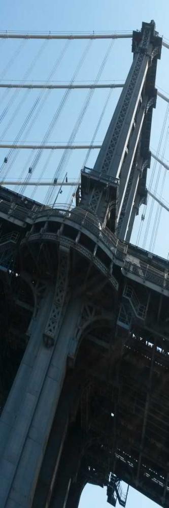 konfigurieren des Kunstdrucks in Wunschgröße I Am New York von A.D. Lines
