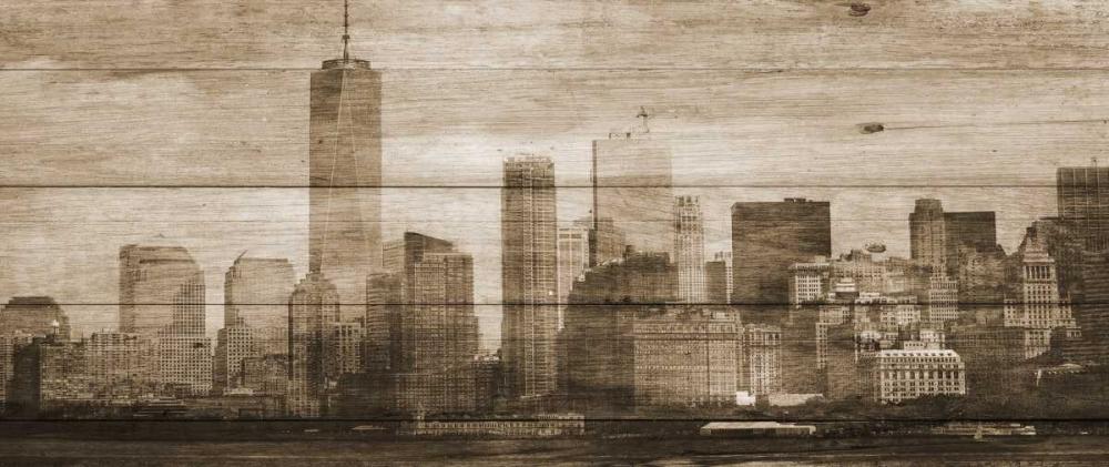 konfigurieren des Kunstdrucks in Wunschgröße Urban Newyork von Unknown