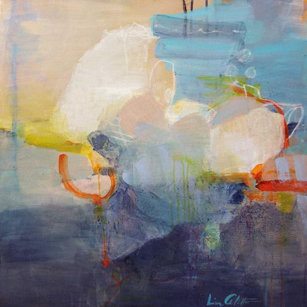 konfigurieren des Kunstdrucks in Wunschgröße Above the Clouds von Alattar, Lina