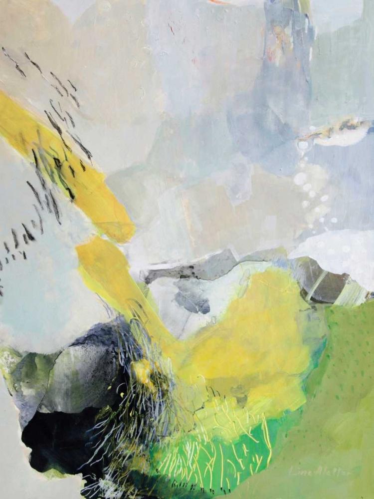 konfigurieren des Kunstdrucks in Wunschgröße Deeper than Thought von Alattar, Lina