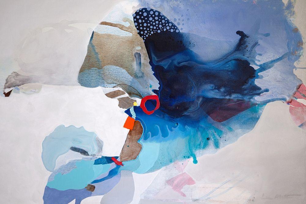 konfigurieren des Kunstdrucks in Wunschgröße Ocean Tides von Alattar, Lina