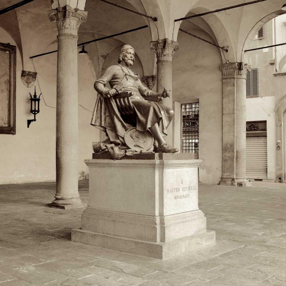 konfigurieren des Kunstdrucks in Wunschgröße Lucca - 2 von Blaustein, Alan