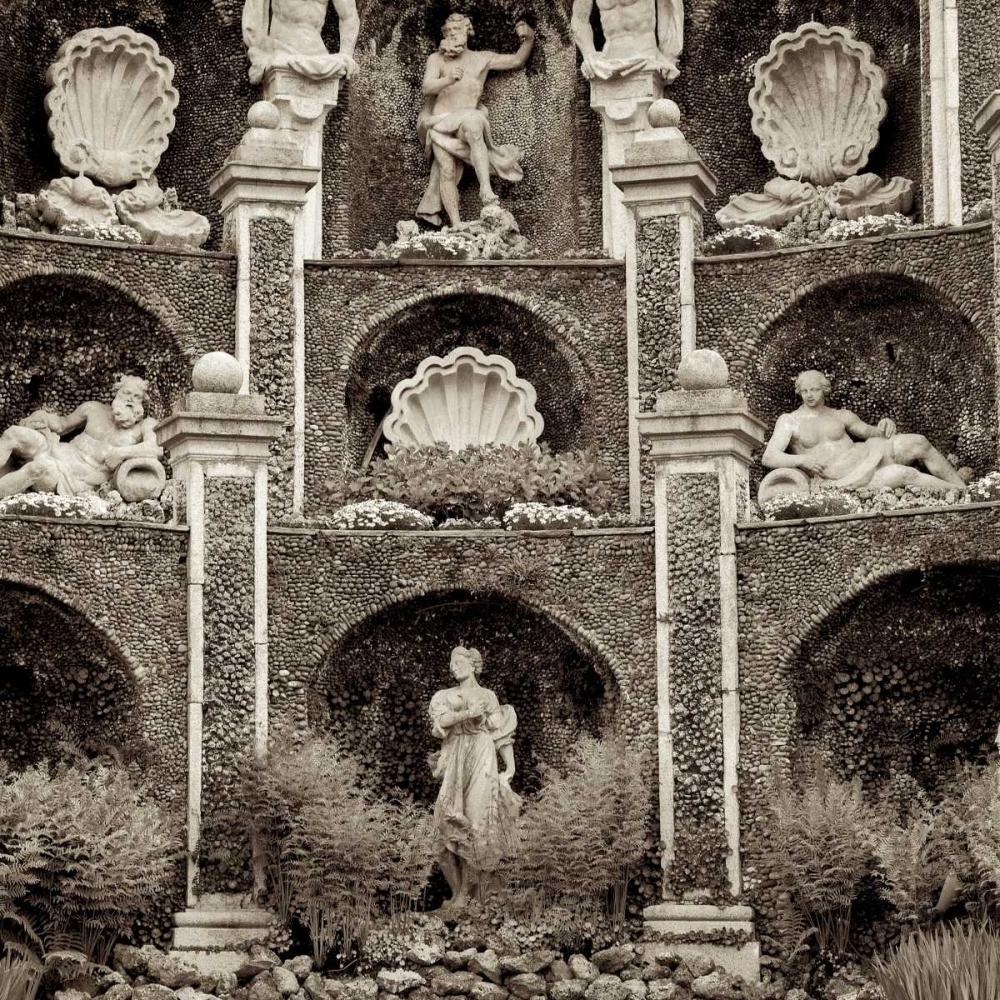 konfigurieren des Kunstdrucks in Wunschgröße Giardini Italiano - 7 von Blaustein, Alan