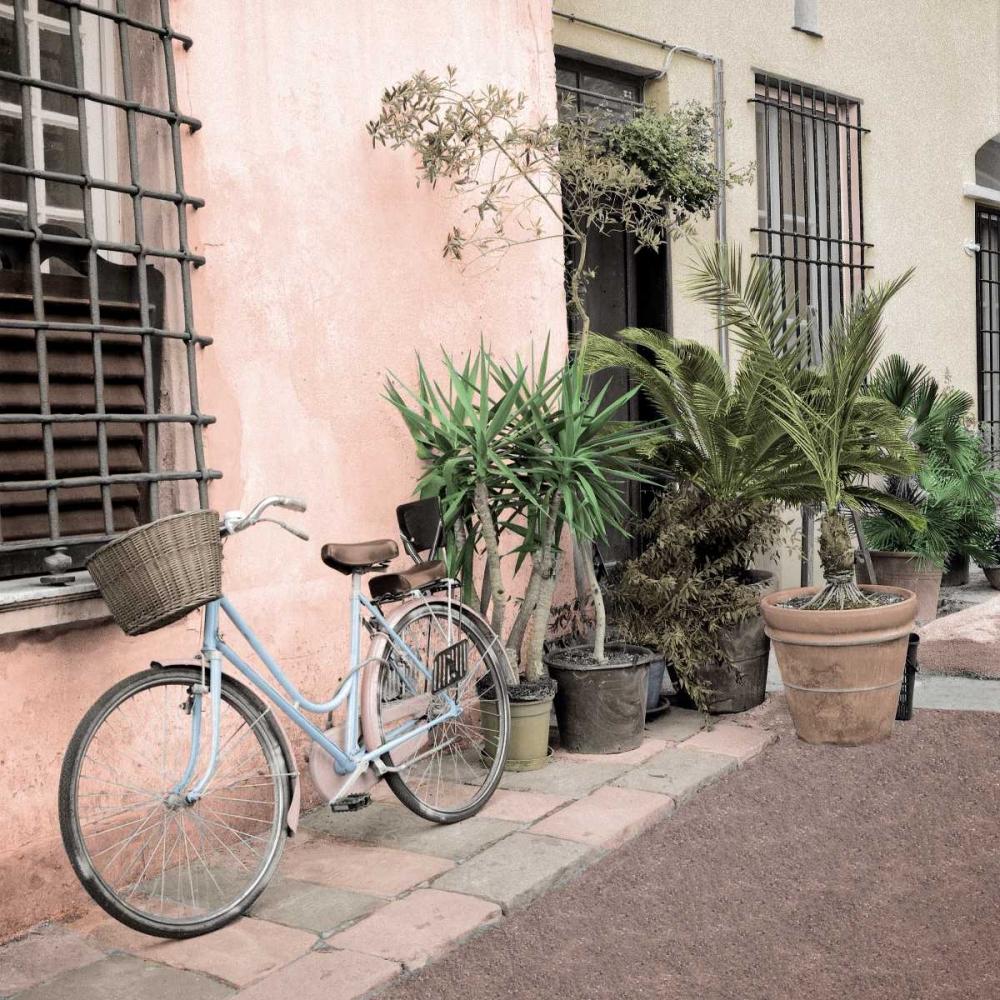 konfigurieren des Kunstdrucks in Wunschgröße Liguria Bicycle - 2 von Blaustein, Alan