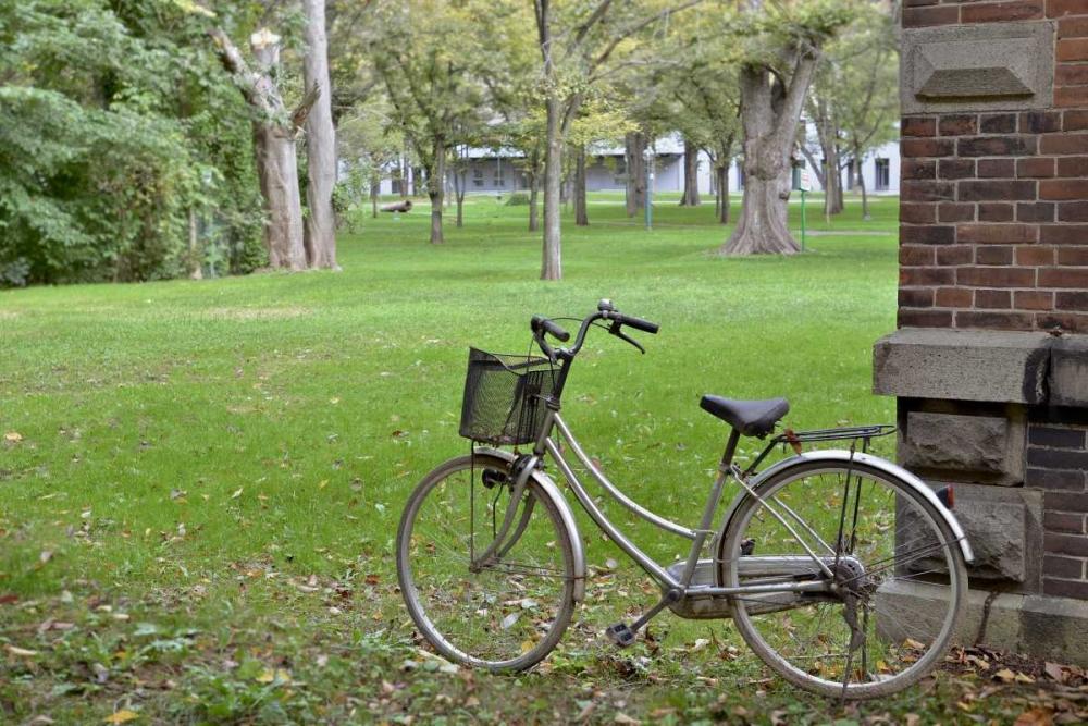 konfigurieren des Kunstdrucks in Wunschgröße Japan Bicycle - 14 von Blaustein, Alan
