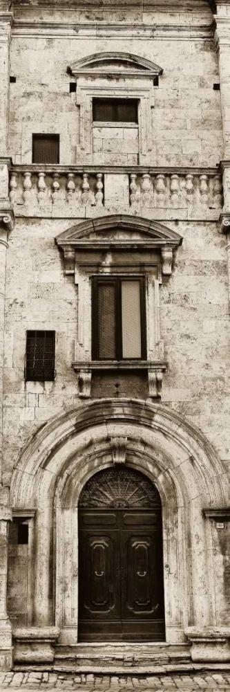 konfigurieren des Kunstdrucks in Wunschgröße La Porta Via Montepulciano von Blaustein, Alan