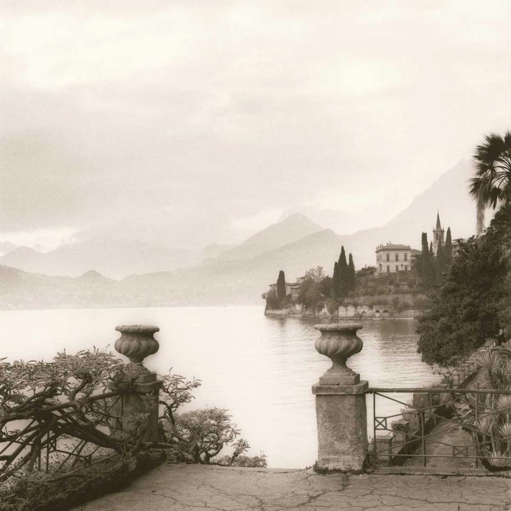 konfigurieren des Kunstdrucks in Wunschgröße Villa Monastero Lago di Como von Blaustein, Alan