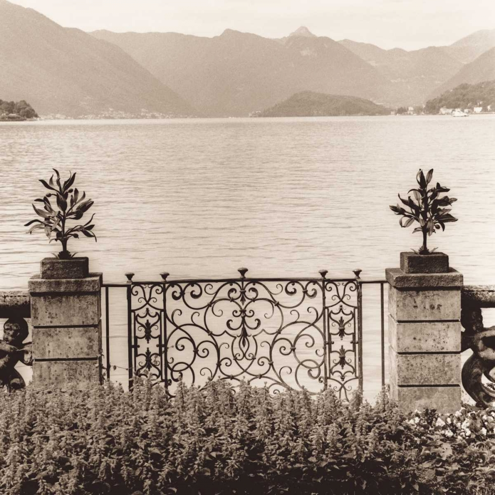 konfigurieren des Kunstdrucks in Wunschgröße Bellagio Vista von Blaustein, Alan