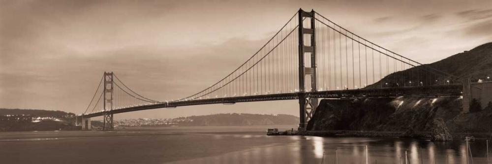 konfigurieren des Kunstdrucks in Wunschgröße Golden Gate Bridge II von Blaustein, Alan
