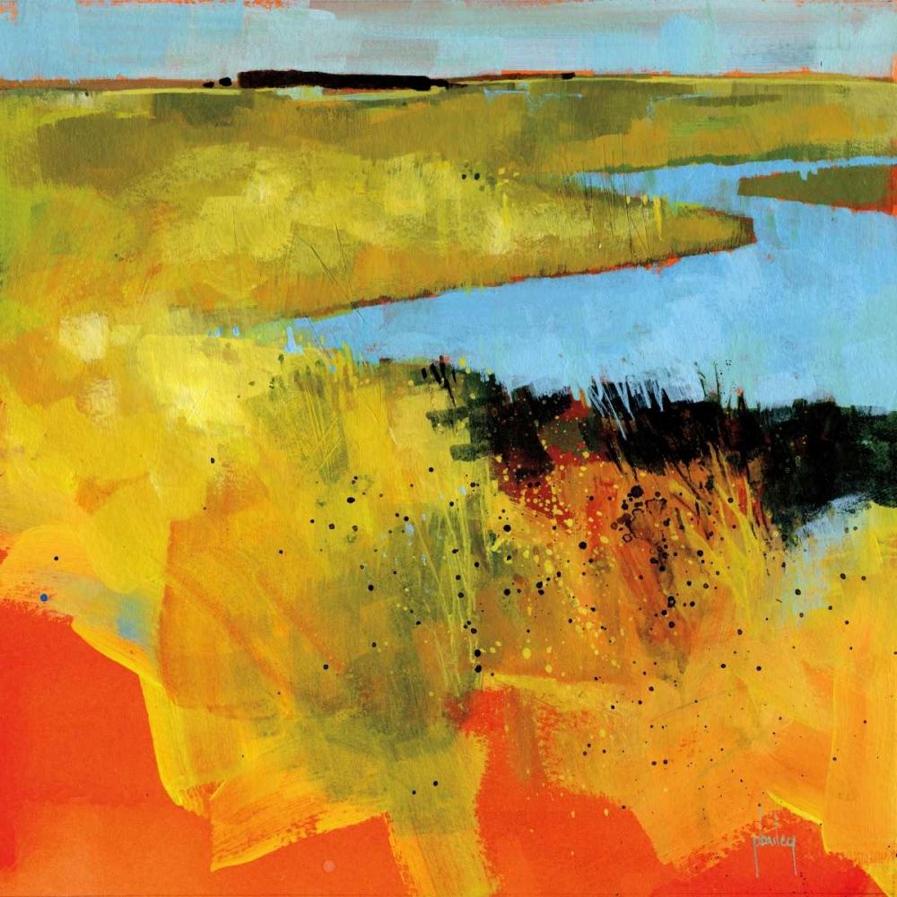 konfigurieren des Kunstdrucks in Wunschgröße Backwaters von Bailey, Paul