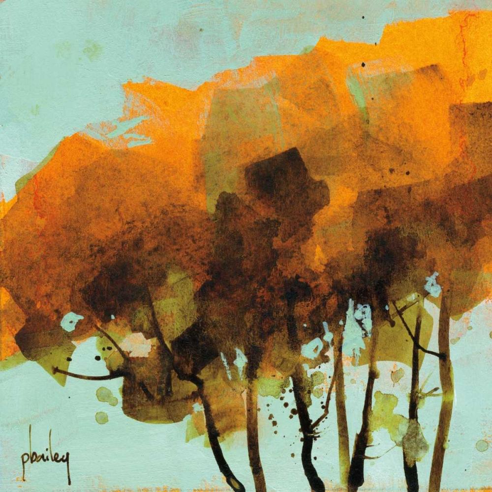 konfigurieren des Kunstdrucks in Wunschgröße Seven Trees von Bailey, Paul