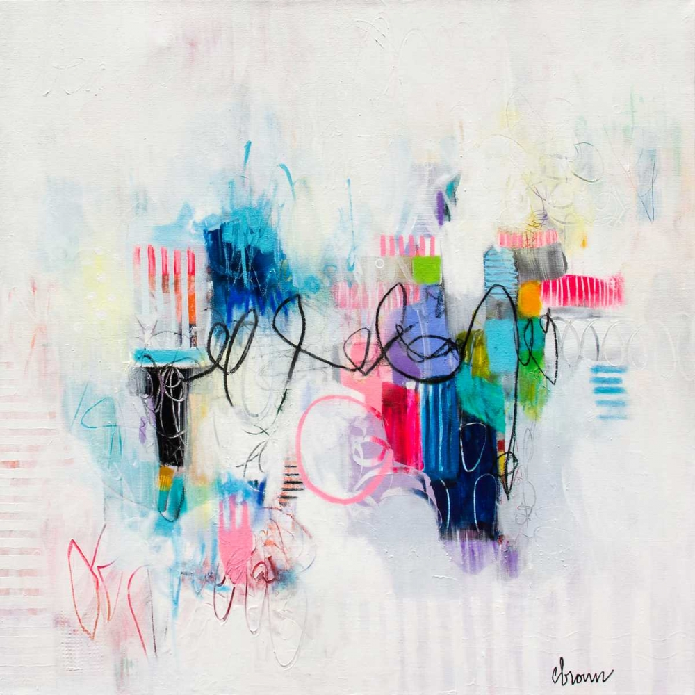 konfigurieren des Kunstdrucks in Wunschgröße Possibilities of the Heart von Brown, Cynthia Anne