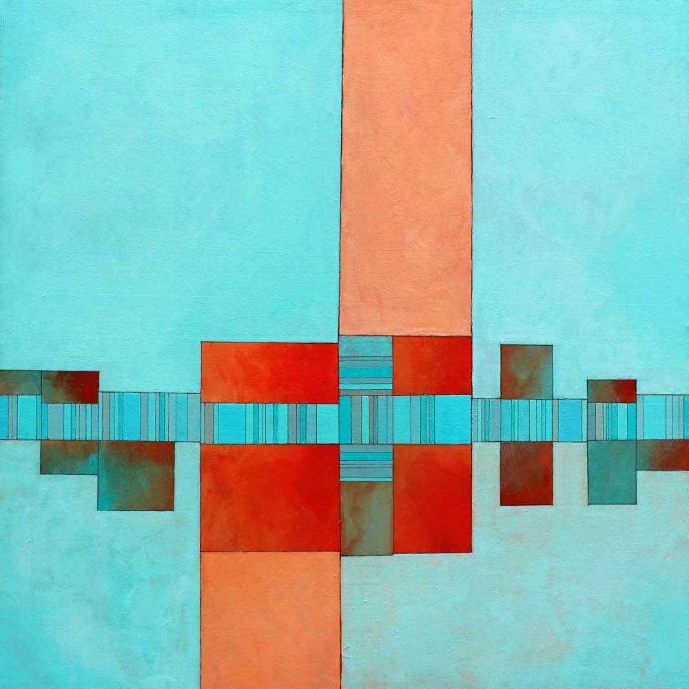 konfigurieren des Kunstdrucks in Wunschgröße Dwelling 3 von Einzelbilder