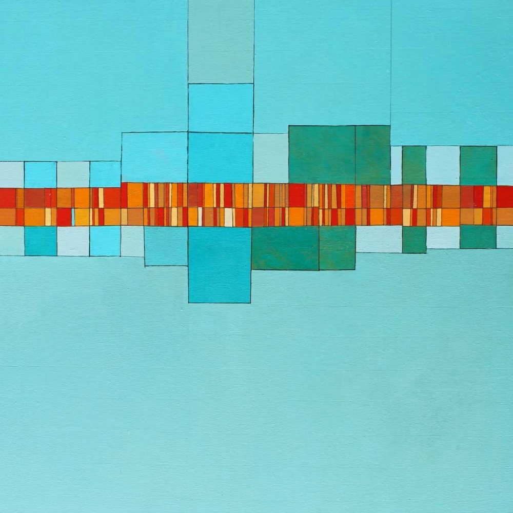 konfigurieren des Kunstdrucks in Wunschgröße Dwelling 4 von Einzelbilder