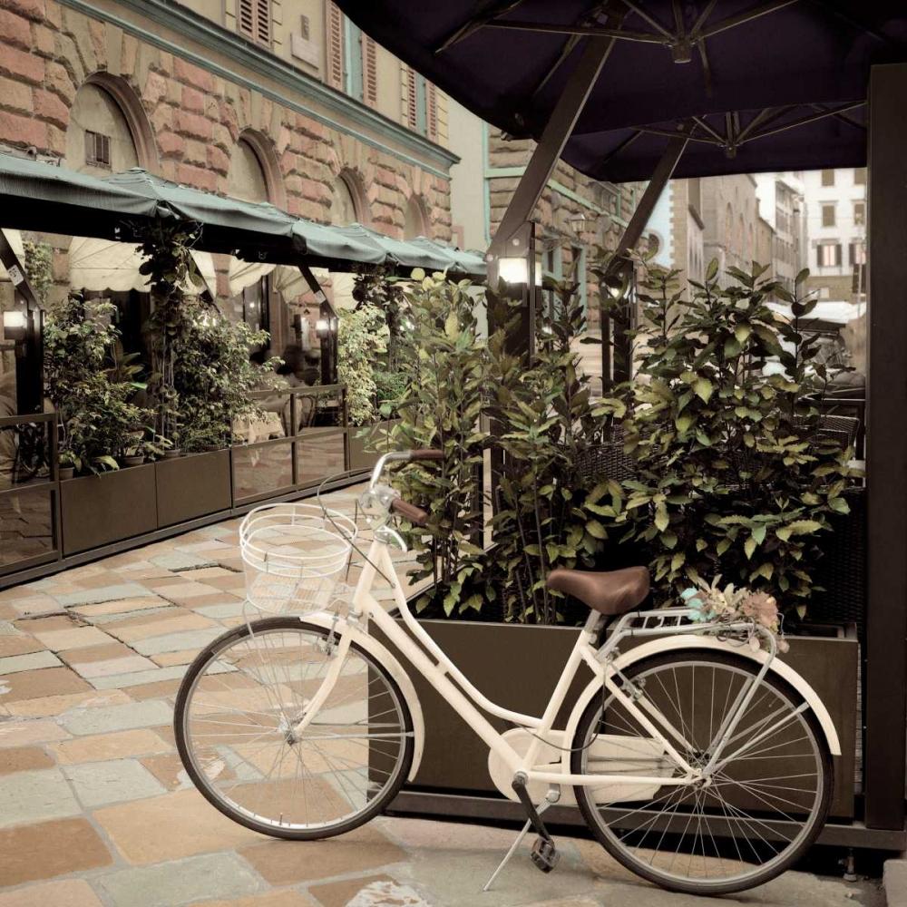 konfigurieren des Kunstdrucks in Wunschgröße Firenze Bicycle von Blaustein, Alan