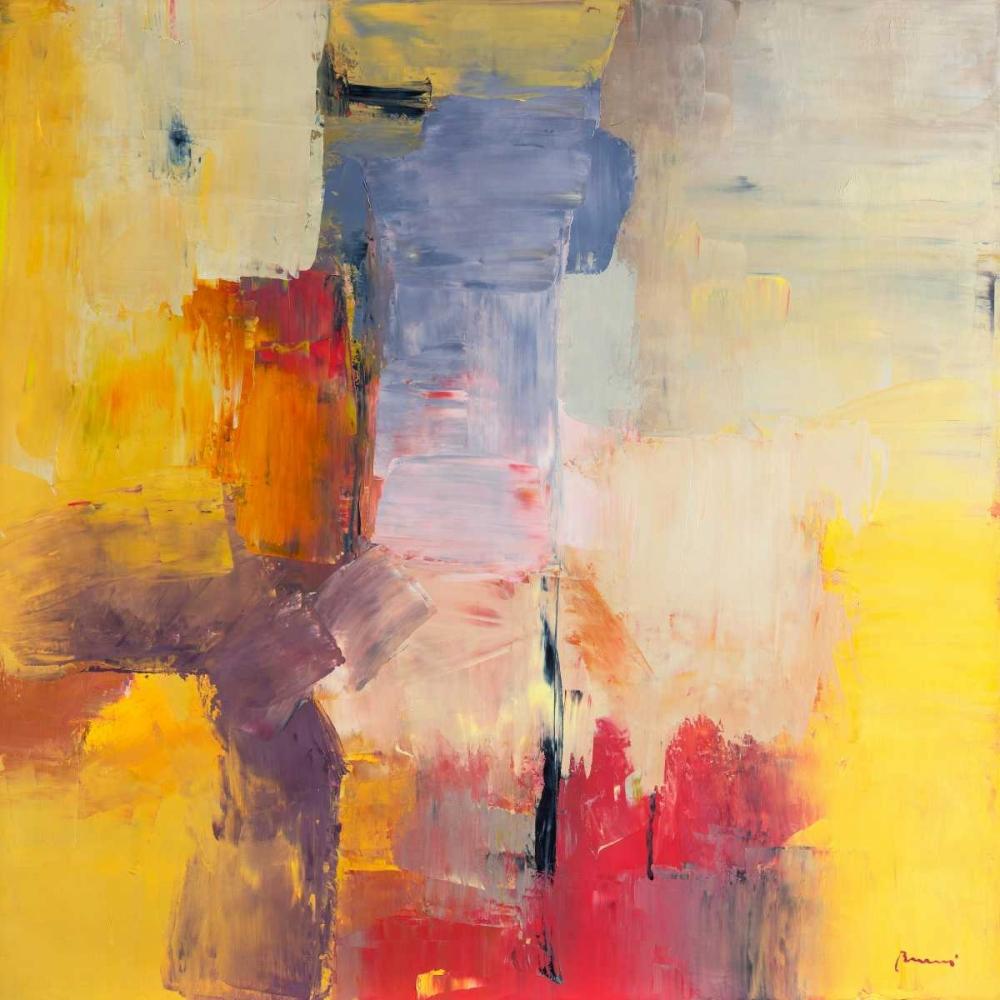 Through Time and Space von Bruni, Donna <br> max. 76 x 76cm <br> Preis: ab 10€