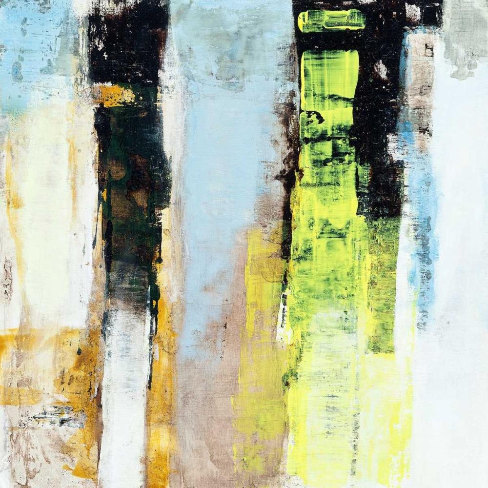 konfigurieren des Kunstdrucks in Wunschgröße Serie Código #12 von Benedicto, Ines
