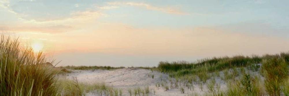 konfigurieren des Kunstdrucks in Wunschgröße Island Sand Dunes Sunrise No. 1 von Blaustein, Alan