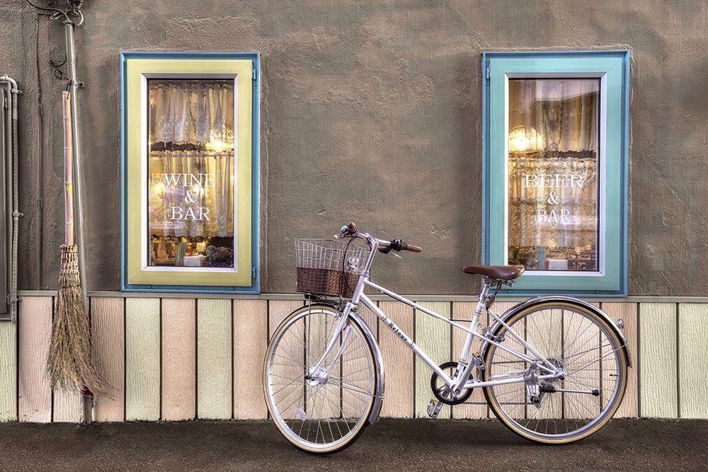 konfigurieren des Kunstdrucks in Wunschgröße Cafa Bike Ride von Blaustein, Alan