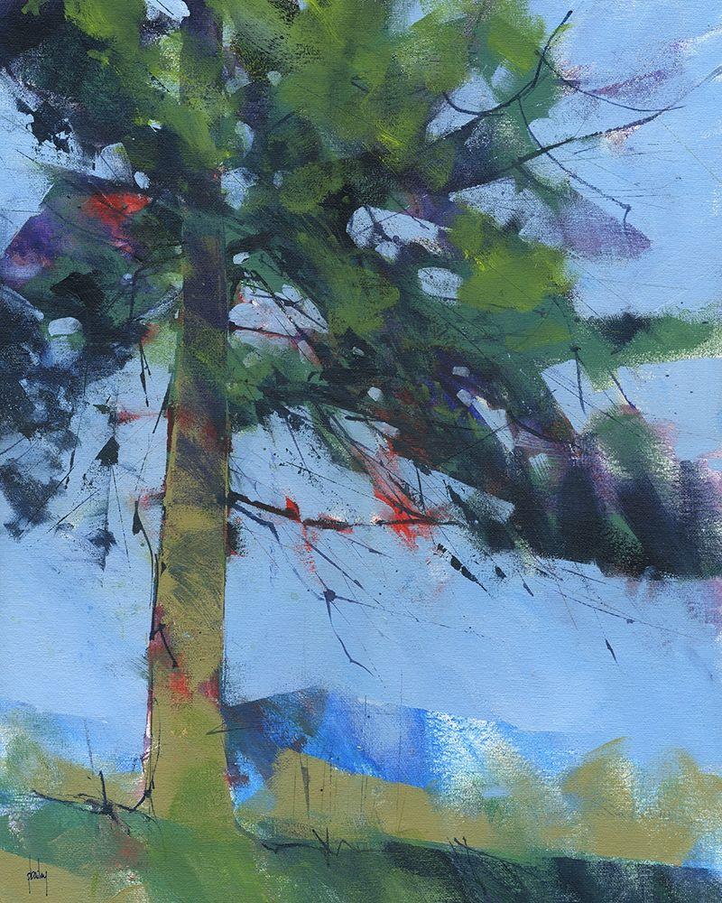 konfigurieren des Kunstdrucks in Wunschgröße Gilfach Pine von Bailey, Paul