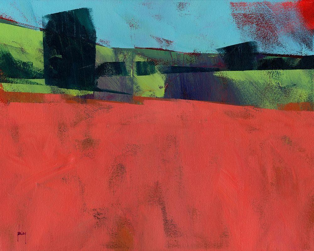 konfigurieren des Kunstdrucks in Wunschgröße Herefordshire Red von Bailey, Paul